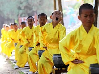 Photos: Kung Fu Festival Kicks Off