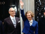 PHOTO: Margaret Thatcher through the years