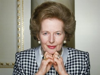 Britain's Iron Lady Margaret Thatcher Has Died