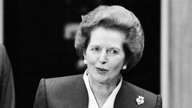 PHOTO: Margaret Thatcher