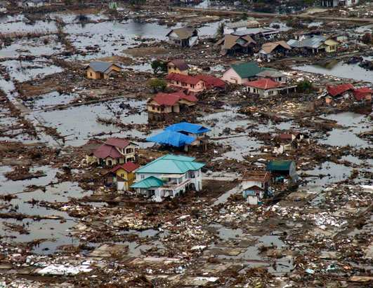The Anniversary if the 2004 Indian Ocean Tsunami
