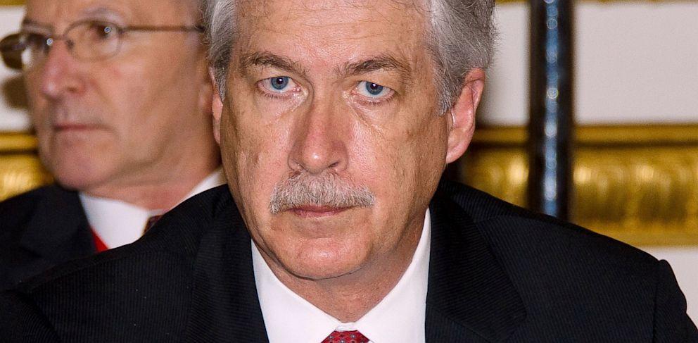 PHOTO: US Deputy Secretary of State Bill Burns