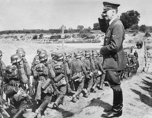 adolf hitler and the origins of world war ii in germany It then ended on the eve of world war ii nationalism swept the somewhat-delusional but charismatic demagogue adolf hitler to power germany and italy more brief history of the world wiki 1 war of spanish succession.