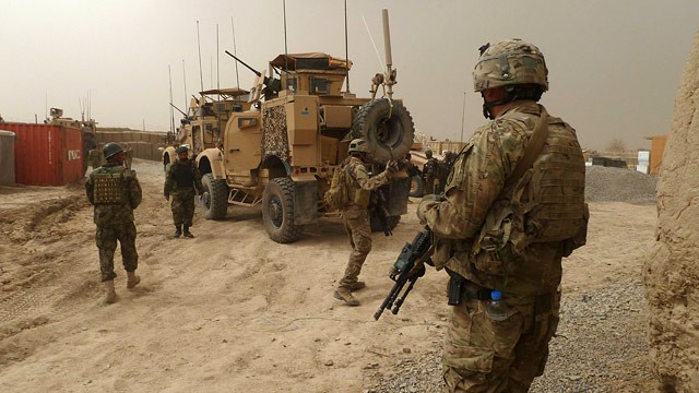 Soldier Held In Afghan Massacre Had Brain Injury, Marital Problems