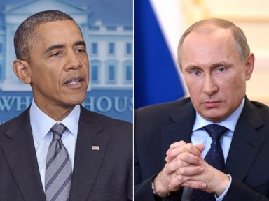 Ukraine Crisis Tests Obama and Putin's Rocky Relationship