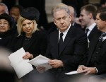 PHOTO: Benjamin and Sara Netanyahu