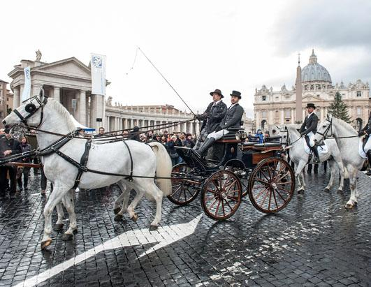 Vatican Annual Blessing of Animals 