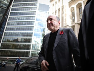 Russian Oligarch Berezovsky's Death 'Unexplained'