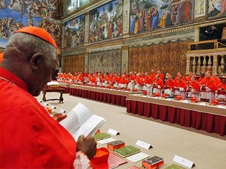 Inside the Conclave to Choose the Next Pope