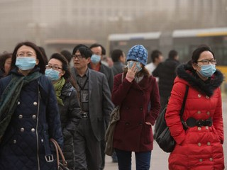 Pollution Forces Chinese Leaders to Act