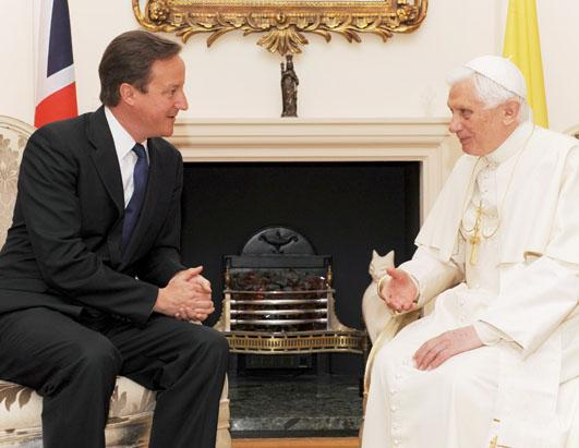 World Leaders Meet Pope Benedict XVI