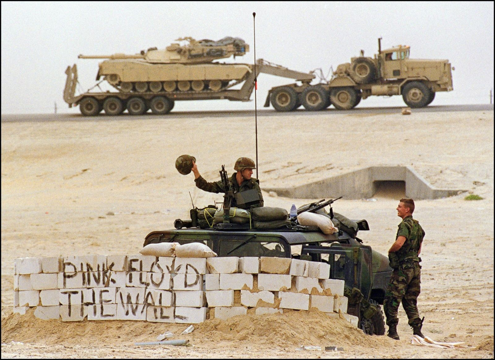 a history of the gulf war Military resources: gulf war/desert storm  pdf version of a book by the us army center of military history this page was last reviewed on april 1, 2014.