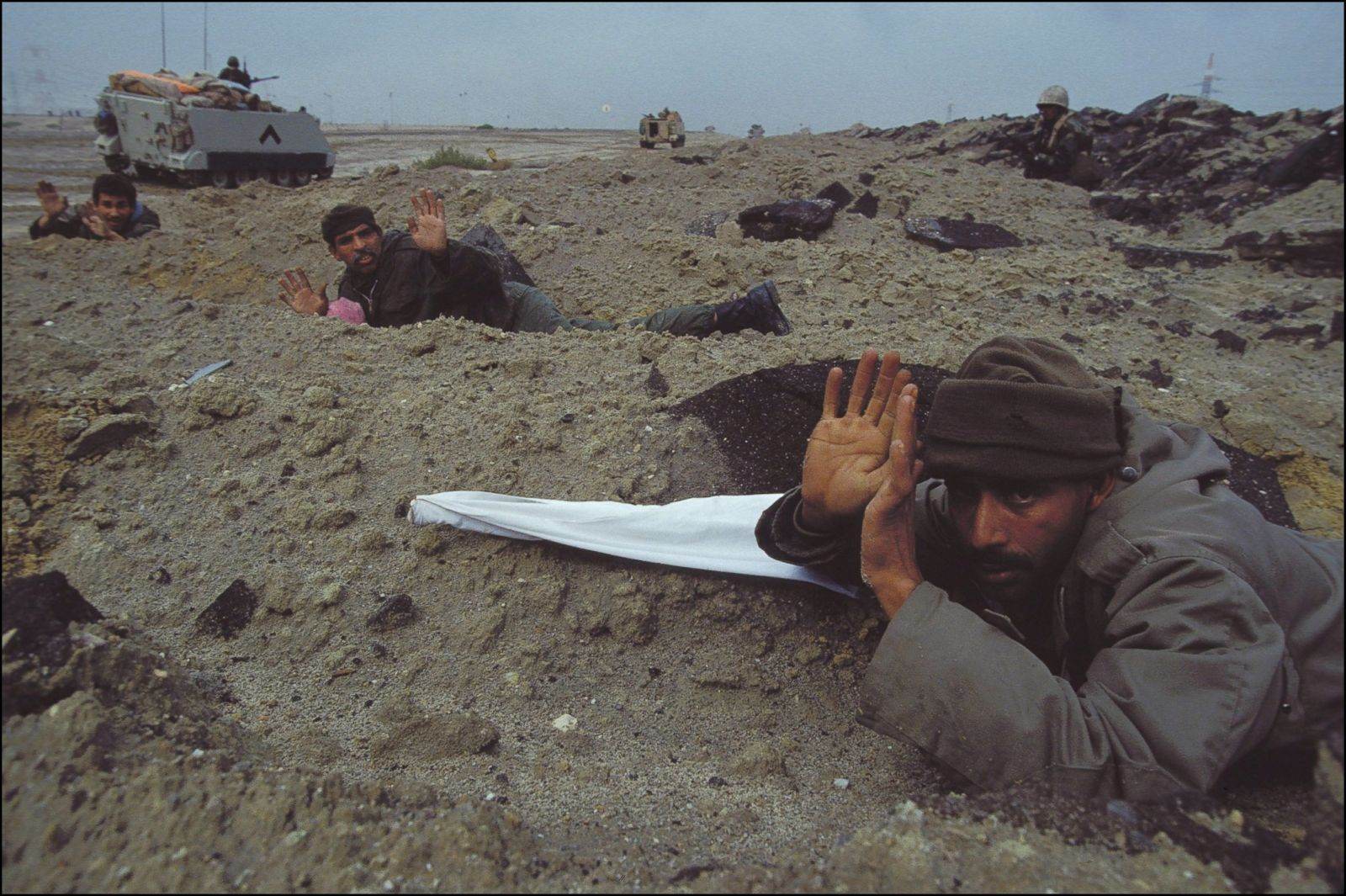 Operation Desert Storm In Pictures Photos