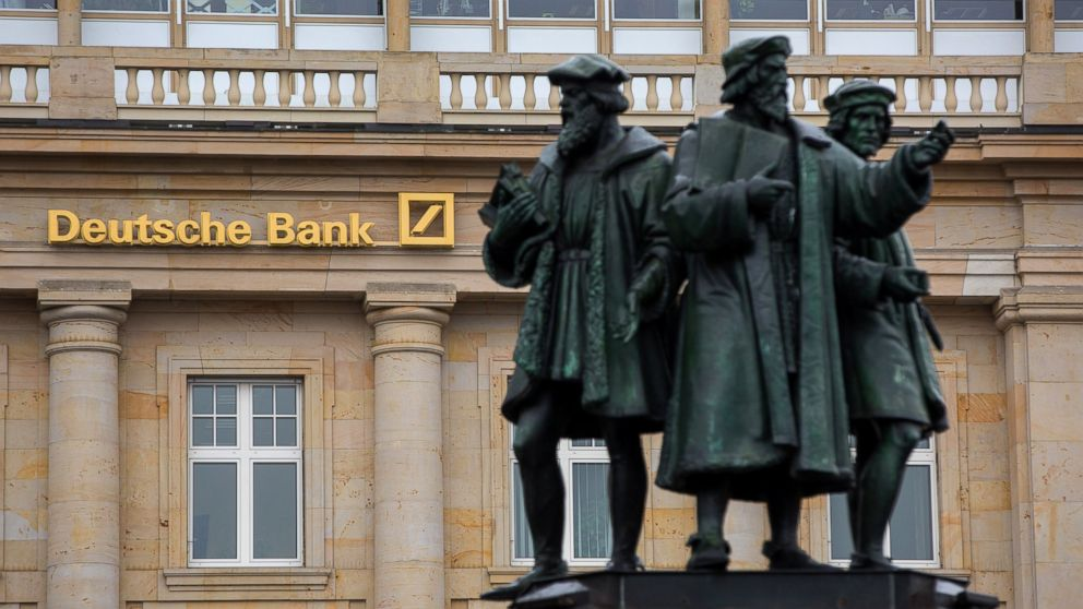 USA  reaches $7.2 billion settlement with Deutsche Bank over toxic securities