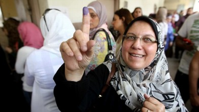 PHOTOS: Egypt Elections