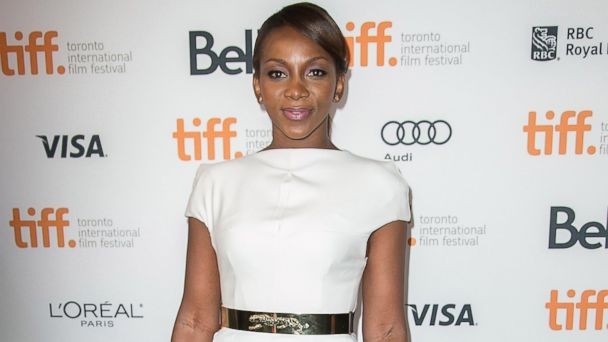 PHOTO: Actress Genevieve Nnaji arrives at the Half Of A Yellow Sun Premiere at the Winter Garden Theatre on Sept. 8, 2013 in Toronto, Canada.