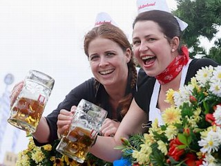 Photos: Oktoberfest Kicks Off