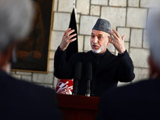 Gen. Warns Karzai's Words May Prompt Attacks