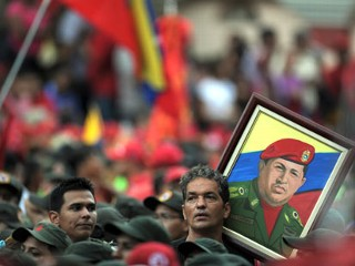 Chavez's Death Leaves Country's Future in Doubt