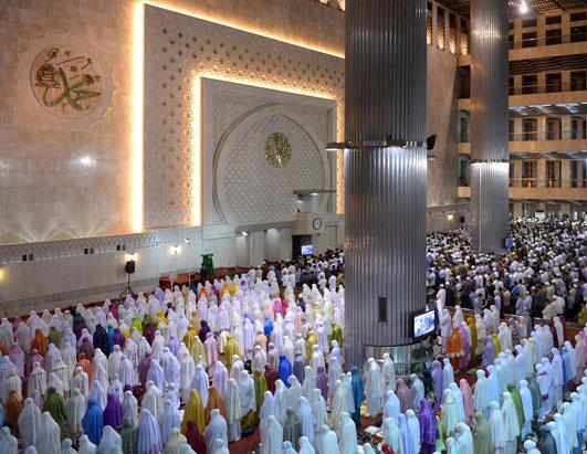 Muslim Festival of Ramadan Begins Picture | The Holy Month of ...