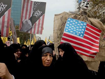 Anti-American Iran Demonstrations