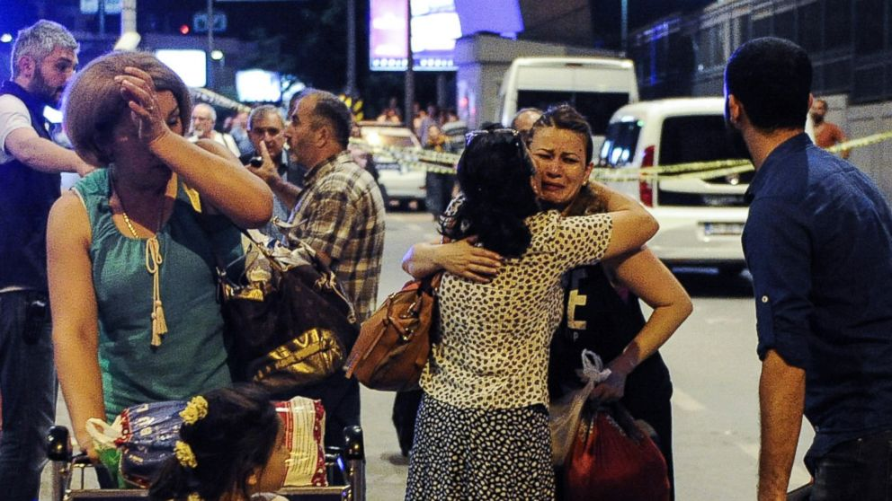 31 Dead in Terrorist Attack at Istanbul Airport