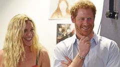 Prince Harry Spends Time with Joss Stone at a Choir Rehearsal