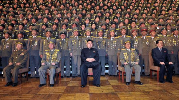 gty kim jong un military kb 131213 16x9 608 Kim Jong uns Bloody Path to Power