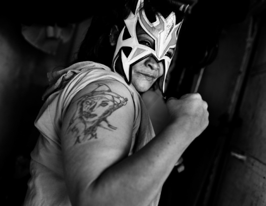Female Lucha Libre Wrestling in Mexico
