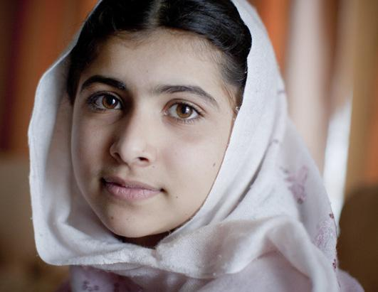 Activist Malala Yousufzai Shot