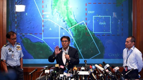 gty malaysia new search area kb 140310 16x9 608 Sunday on This Week: The Mystery of Flight 370