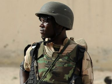 Nigerian Military's Rights Abuses Won't Stop US Search Help: Official