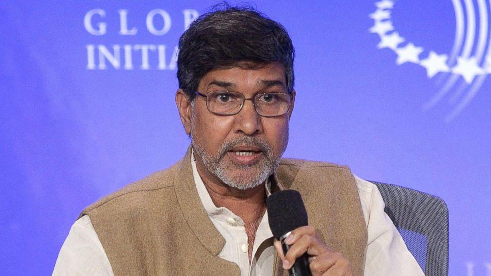 Winner Kailash Satyarthi  Kailash Satyarthi Quotes