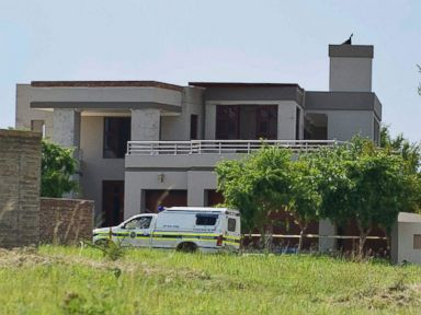 Pistorius Selling House Where He Killed Girlfriend