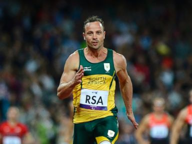 Pistorius' Mother Kept a Gun Under Her Pillow