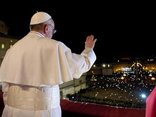 New Pope Signals Latino Shift for Catholic Church