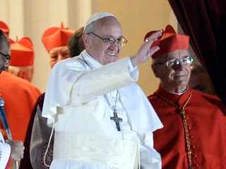 Francis Becomes First Latin American Pope
