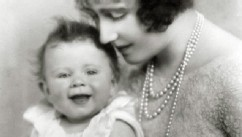 PHOTO: Queen Elizabeth was born in 1926.