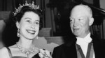 PHOTO: Keystone/Getty ImagesQueen Elizabeth and Dwight Eisenhower