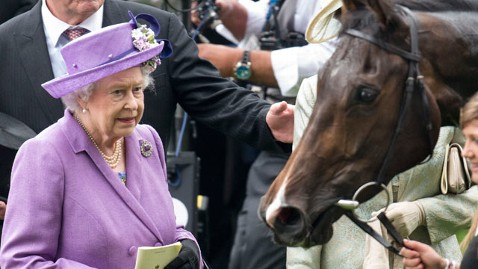 gty royal ascot jef 130620 wblog Queen Elizabeth Adds Horse Title to Crown
