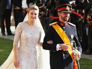 Photos: Luxembourg Celebrates Their Own Royal Wedding