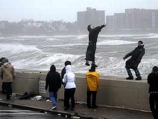 Photos: Sandy Causes Massive Flooding