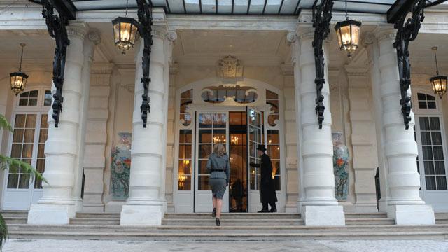 PHOTO: Saudi Princess Maha Al-Sudairi had a fleet of luxury vehicles at her disposal while living at the Shangri-La Hotel in Paris, France.