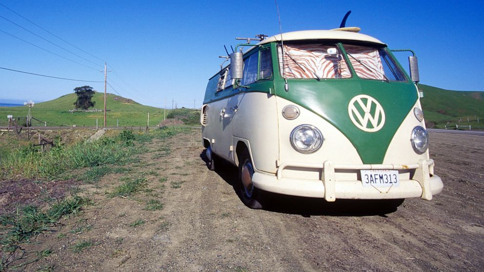 PHOTO: Brazil is the only country that currently produces the classic VW bus but there are plans to halt production by the end of the year.