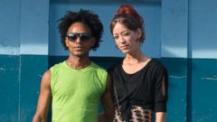 Photographer Theo Zierock documented young Cubans showing off their current street style in Havana.