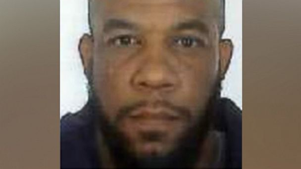 PHOTO: London's Metropolitan Police released this image of Khalid Masood on March 24, 2017.