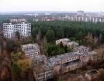 Aerial Photos Show Chernobyl Overgrown By Forest