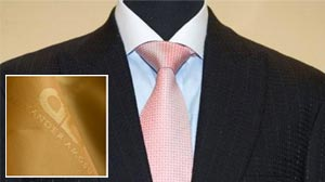 Photo: The Worlds Most Expensive Suit: Despite financial crisis mega rich still willing pay big bucks for exclusivity