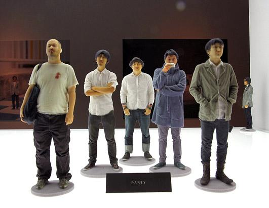 action figure slideshow japan picture 3d action figure of yourself abc news. Black Bedroom Furniture Sets. Home Design Ideas