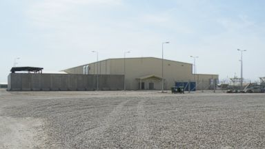 PHOTO: The 64K facility, located at Camp Leatherneck in Helman Province, Afghanistan.